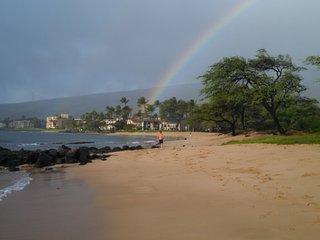 Maui Beachfront Condo, remodeled