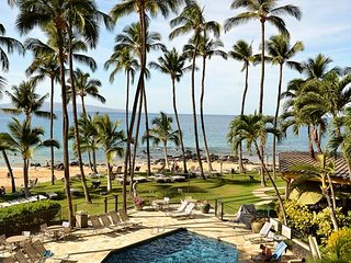 Ocean View Condo at the Mana Kai Maui -Great Beach, Kihei