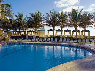 Vacation Resort on the beach, West Palm Beach