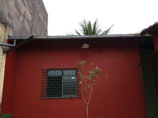 casa bucolica com quintal e garagem!!!