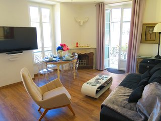 Ashley&Parker -MOUETTE PRESTIGE- Luxury 2 bed/2bath apartment in the center, Nice