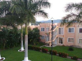 Cómodo departamento con alberca, Ixtapa/Zihuatanejo