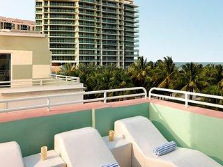Hilton Grand at McAlpin- Ocean Plaza - South Beach, Miami Beach