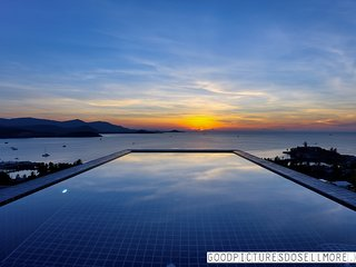 Luxury Sea View Pool Villa 'L' - uniQue Residences