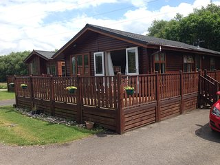 South Lakeland Luxury Lodge, Carnforth