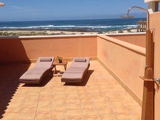 vistas al mar, wifi gratis , solarium, El Cotillo