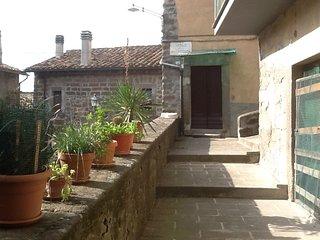 Bilocale caratteristico centro storico Rione Rocca, Soriano nel Cimino