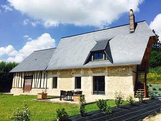 LE HÊTREY Maison d'Hôtes en Normandie (27), Toutainville