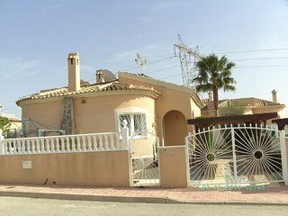 Detached Villa in garden and private pool, Ciudad Quesada