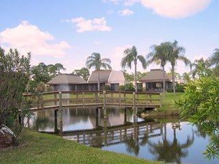 Villa on the water,  golfing, Club Med Resort, Port Saint Lucie
