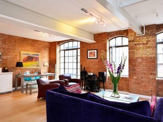 Lovely one bedroom apartment in Central London
