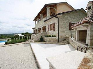 4 bedroom Villa in Kringa, Istria, Tinjan, Croatia : ref 2301483