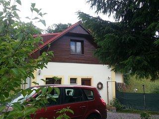 Vakantiehuis Arnultovice, Rudnik