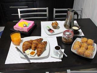 Centrico, wifi, desayuno incluido, Sevilha