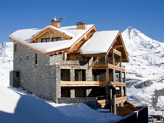 Apartment Dunsmuir, Tignes