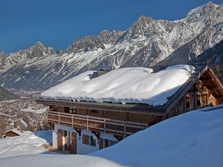 Chalet Passo, Les Houches