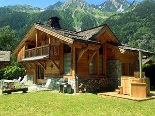 Chalet Solar, Chamonix