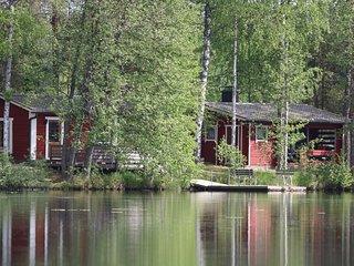Lakeside cottage Saparoniemi, Kangasniemi