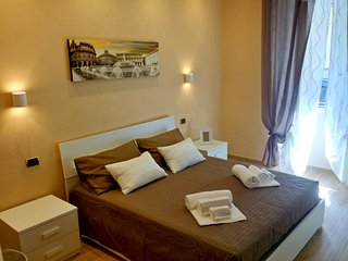 NewFlat Private Parking, Wifi, AC, Garden, Central, Rapallo