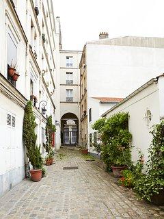 The private passage