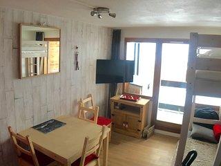 Appartement 4/6p - hypercentre vue magnifique, L'Alpe-d'Huez