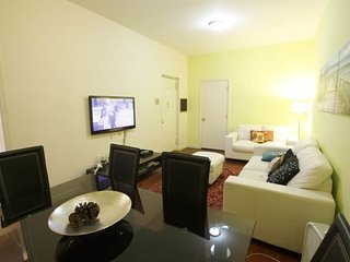 Furnished 2-Bedroom Apartment at Ave of the Americas & W 55th St New York, New York City