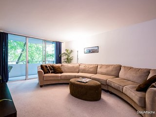 Furnished 1-Bedroom Apartment at River Rd & Clipper Ln Bethesda