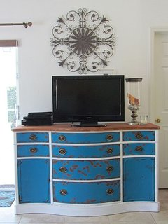 Living room TV/Stand