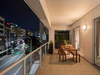 Luxury CBD Apartment. Sleeps 4, Auckland (centrum)