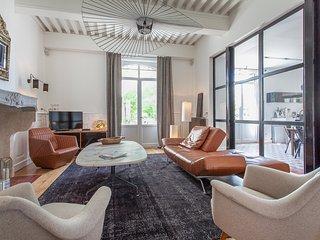 Chambre d'hôtes TANDEM - Maison Design au coeur de Cluny