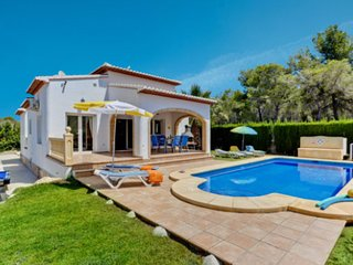 Stunning View Heated Pool Tranquil Close to Beach, Javea