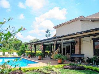 Casa Campestre Jaguey 21 Fincas Panaca, Quimbaya
