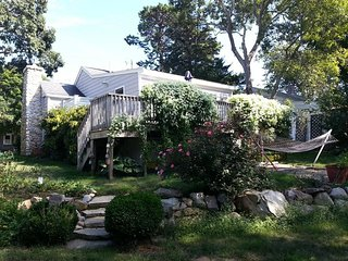 Compass Rose Cottage at West Island