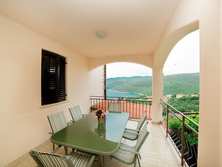 TH01055 Apartments Marina / Two Bedrooms A1, Rabac