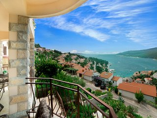 TH01055 Apartments Marina / Two Bedrooms A2, Rabac