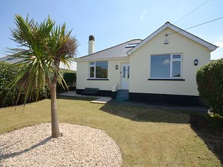 HOLMS Bungalow in Westward Ho!, Saunton