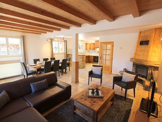 Chalet Plénay - 40m From Ski Lifts & Pistes