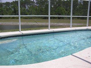 Lakefrontvilla Orlando