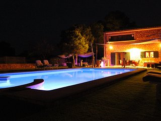 Pool-Villa Angela