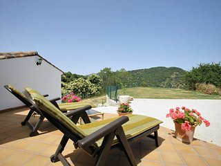 Villa Evelyn. New Private pool & garden with kitchen outdoor.Relax & Sun