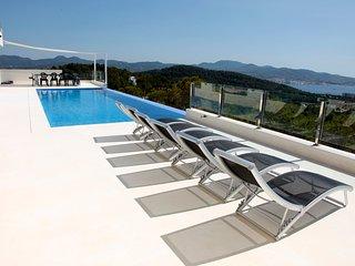 Cala Salada Spectacular views modern minimalist 5b, Sant Antoni de Portmany