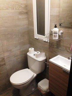 Second bathroom (no shower).