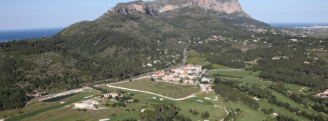 La Sella Golf - one minute by car