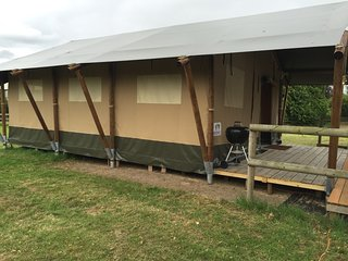 The Firs Safari Tents, Great Malvern