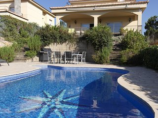 Luxury villa Estrella del Mar with fantastic view!, Lloret de Mar