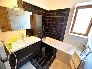 Salle de Bains Rdc et WC séparé