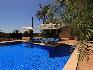 Pool-Villa Carolina, Campos