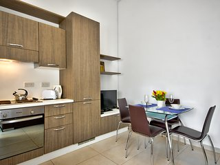 Stylish Sliema 1-bedroom Apartment