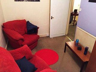 Doble Room Ideal for Fringe Festival., Edimburgo
