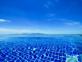 Infinity and Beyond - Breathtaking 180 degree sea views at Baan Sardee